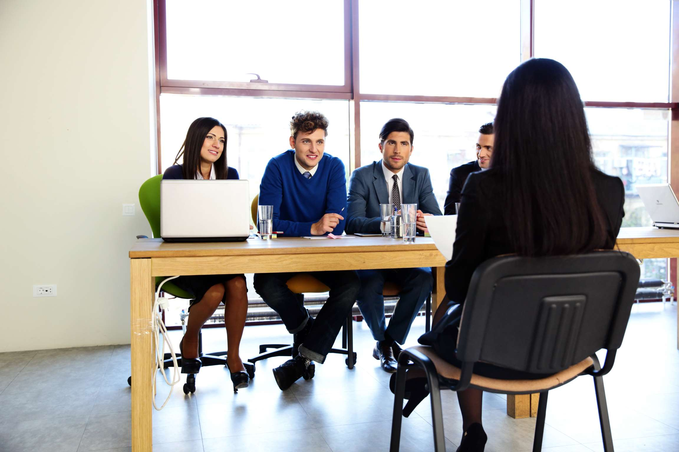 Thumbnail for the post titled: Get the job – the ideal preparation for your job interview – part 2